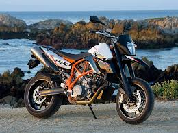 2010 ktm 990 sm t and 990 sm r md first ride motorcycledaily