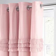 Lined Bedroom Curtains Faux Fur Trim Coat Home Pink Bedroom Curtains And Pink Bedrooms