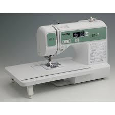 Brother XR3140 140 Stitch Computerized Sewing & Quilting Machine ... & Brother XR3140 140 Stitch Computerized Sewing & Quilting Machine Factory  Refurbished - Free Shipping Today - Overstock.com - 18016142 Adamdwight.com