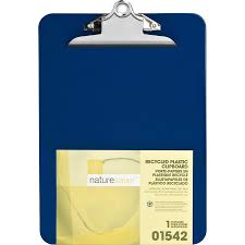 Formato Au 12 Nature Saver Recycled Plastic Clipboards