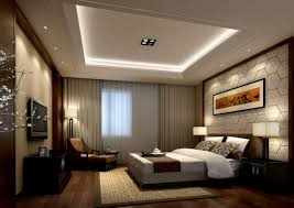 Cove Lighting And Curtain Ideas With Bedroom Tv Unit Design Also Wallpaper  And Bed