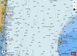 Florida Depth Chart 2009 Fowey Rocks Hillsboro Inlet To Bimini Islands Marine Chart