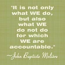 Accountability Quotes Mesmerizing Inspirational Quotes About Work Accountability Quotes Flickr