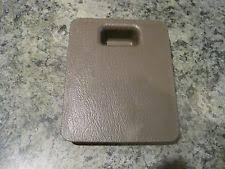 4runner fuse box toyota 4runner limited dash fuse box door cover oak tan brown 55545 35010 96