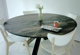 sophisticated distressed gray dining table black distressed round dining table grey distressed dining room table
