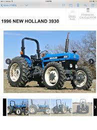 new holland 3930 4wd 1996 model i found this 1996 new a holland 3930 4wd 850 hours on it it has shuttle shift it is somewhat local 3hrs away is this tractor worth 14 000