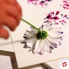 <b>DIY</b> Confession: I Got Jealous of My Own Flower Art Pin | Flower art ...