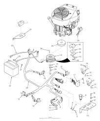 Scag smwc 52v wildcat sn b6000001 b6099999 parts diagram for diagram electrical system scag engine wiring diagram scag engine wiring diagram