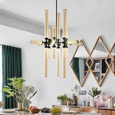 <b>China Modern</b> Living Room Cognac Glass <b>Hanging Chandelier</b> ...