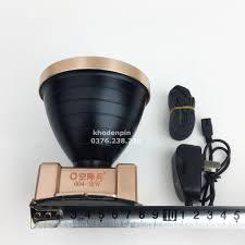Đèn pin đội đầu cao cấp chống nước siêu sáng Mã 004 Pin bền bỉ chính hãng  232,200đ