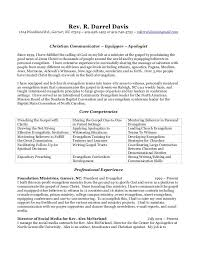 Pastoral Resume Samples Best Of Great Youth Pastor Resume Better Opinion Sport Pinterest