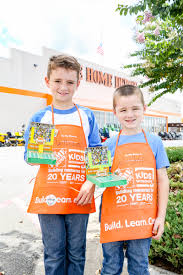 at home you get to do another project this at home part two fun are called extension activities home depot partnered up with discovery education they