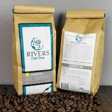 Свежеобжаренный кофе freshly roasted coffee эспрессо бар на сухаревской. Fifty5 Rivers Cold Brew Coffee Bean Blends