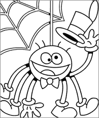 Small Picture Kindergarten Halloween Coloring Sheets Fun for Christmas