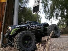 Worlds Fastest X Maxx Its Green