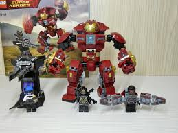 Обзор от покупателя на <b>Конструктор LEGO</b>® <b>Marvel Super</b> ...