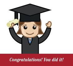 Congratulations For Graduation You Did It Girl Congratulations Graduate Graduation