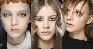 makeup trends 2016 2017