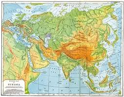 World Map Europe And Asia Why Is Europe Considered A Separate Continent From Asia Quora