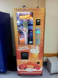 Orange Juice Vending Machine Australia Awesome Australian Juice Vending Machineok Sister They're Doing