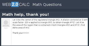 view question math help thank you