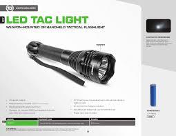Tac Lights Amazon Com Truglo Led Tac Light Tactical Flashlight Sports