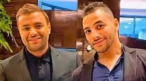 """فيديو.. طرح """"دويتو"""" رامي صبري وشقيقه الراحل كريم (حالة اكتئاب)"""