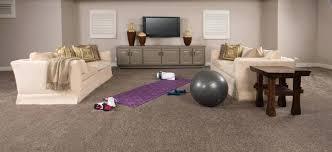 Basement Carpeting Ideas Unique Design