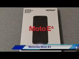 moto verizon. motorola moto e4 (verizon wireless) unboxing \u0026 first look verizon