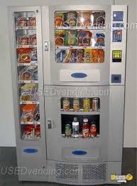 New And Used Vending Machines Delectable Office Deli Snack Soda Entree Machines Combo Vending Machines For