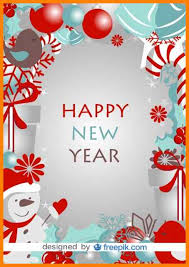 8 Happy New Year Card Download Plastic Mouldings