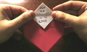 10 easy last minute origami projects for valentine s day
