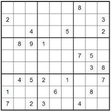 Free Sudoku Puzzles to Printable | printable sudoku grid | soduko ...