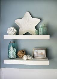 Self Paint Floating Shelves Magnificent DIY Floating Shelves The Home Depot