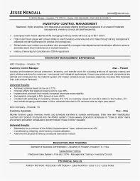 Supply Chain Management Resume Objective Professional Production