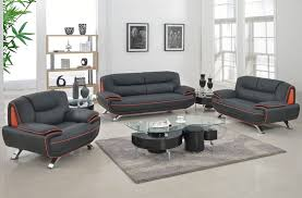 contemporary leather living room furniture. Modern Leather Living Room Set Contemporary Furniture