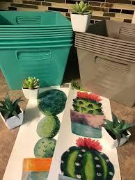 The Okie Teacher Cactus Classroom Preview
