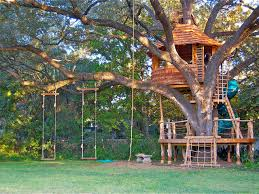 tree house designs. Even The Treehouses Are Bigger In Texas Tree House Designs