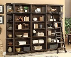 office furniture shelves. Office Bookcases Parker House Home Set W/ Meridien Ph-mer-set13 Furniture Shelves