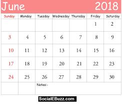 june 2018 calendar printable template june calendar 2018 june