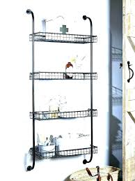 wire wall shelving white metal bathroom shelves wire shelving small wall shelf bath 2 tier mounting wire wall shelving
