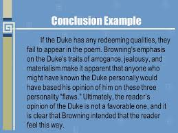 Literary Essay Conclusion Sample Get Your Inspiration From