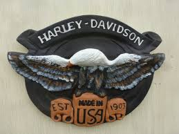 harley davidson plaque wall plaques