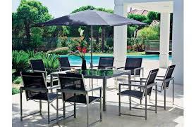 8 seater patio set with parasol argos