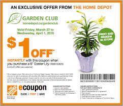 the home depot canada celebrate spring with a new instantly printable from the home depot canada garden club the home depot instant savings