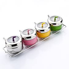 online buy wholesale stainless steel spice containers from china