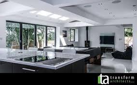 6 amazing open plan kitchen living room with bifold doors
