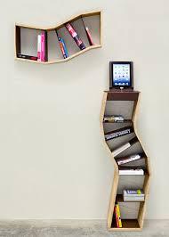 Japanese Bookcase Design Creative Bookshelves Design