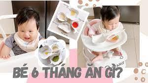 Thực Đơn Ăn Dặm Kiểu Nhật cho bé 6 tháng tuổi// Peanut Ăn Dặm (tập 8) |  Trang chỉ dạy cách chế biến các món ăn ngon tại nhà - Tin tức