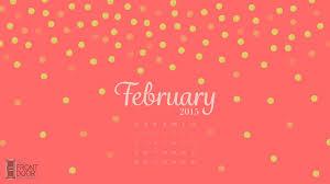 2015 desktop calendar. Delighful Calendar Download For All Your Different Desktops February Calendar 2015  Inside Desktop O